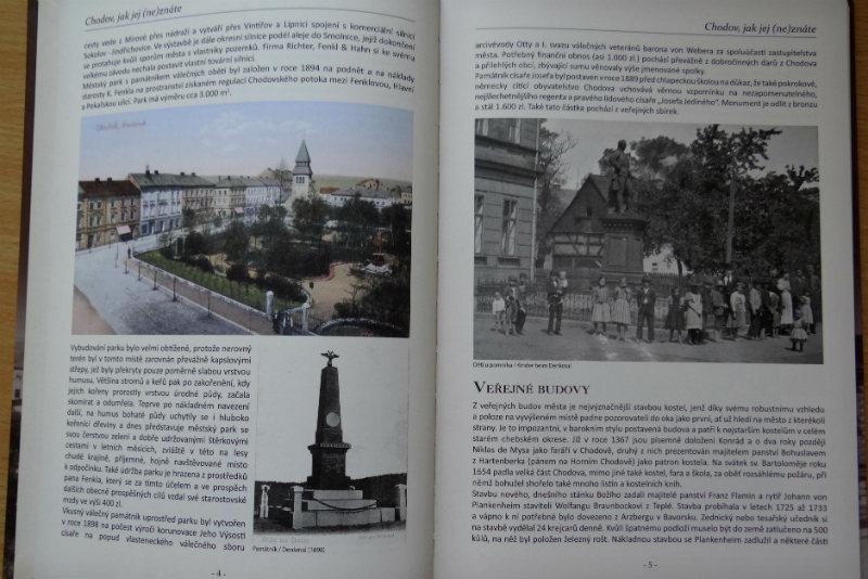 Ukázka z nové knihy. Foto: Ivana Sarkányová