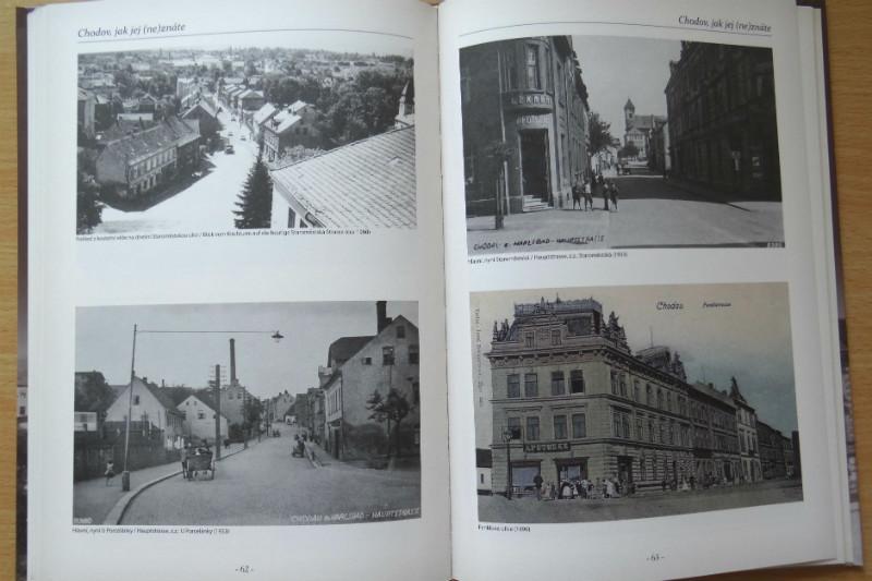 Čtenáře jistě zaujmou dobové fotografie. Foto: Ivana Sarkányová
