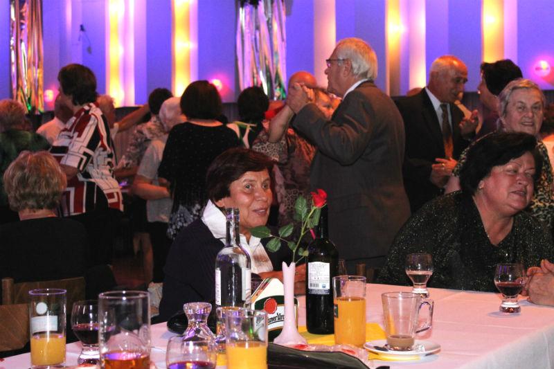 Říjnový ples seniorů v Kulturním a společenském středisku. Foto: Martin Polák