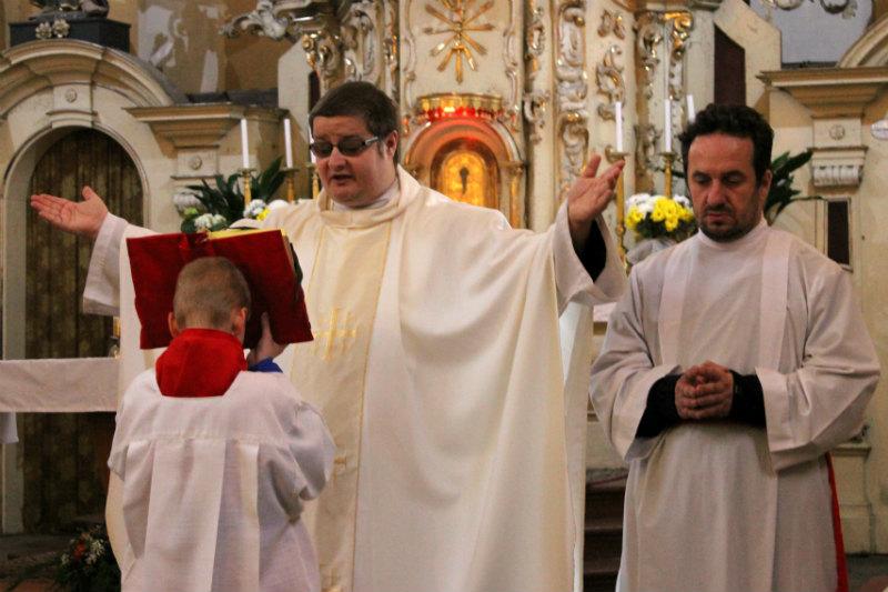 Requiem za zakladatele kostela Franze Flamina von Plankenheim. Foto: Martin Polák