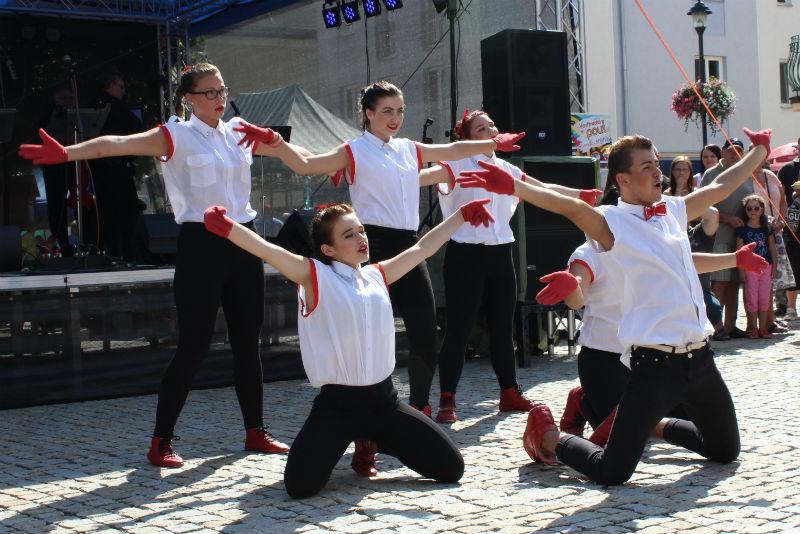 Dotaci získali také chodovští tanečníci. Foto: Martin Polák