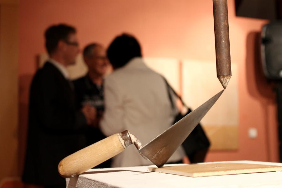Jeden z exponátů výstavy. Foto: Martin Polák