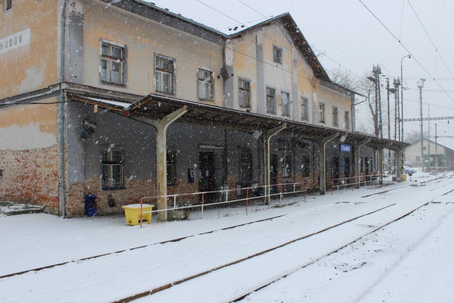 Chodovské nádraží čeká rozsáhlá rekonstrukce. Foto: Martin Polák