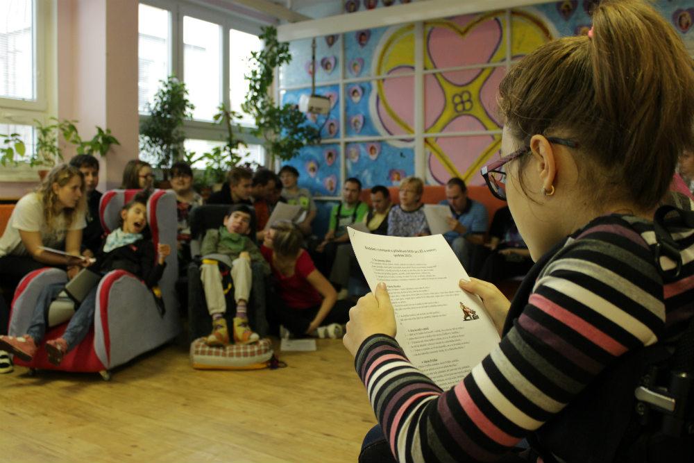 Dotace dostává pravidelně také Mateřídouška, která se stará o klienty nejen z Chodova. Foto: M. Polák
