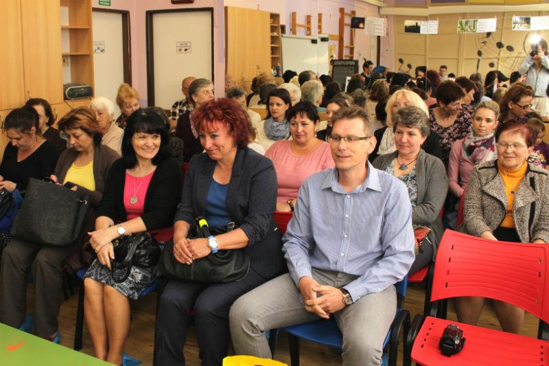 Mateřídouška byla plná hostů po všechny tři dny. Foto: Martin Polák