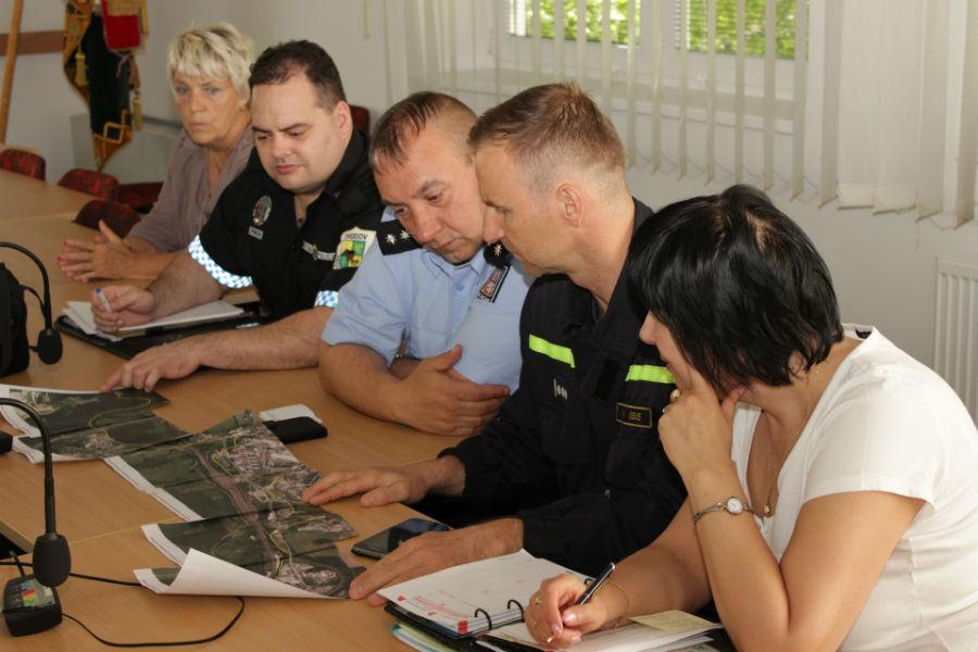 Diskuze nad vyhledávací studií. Foto. Martin Polák
