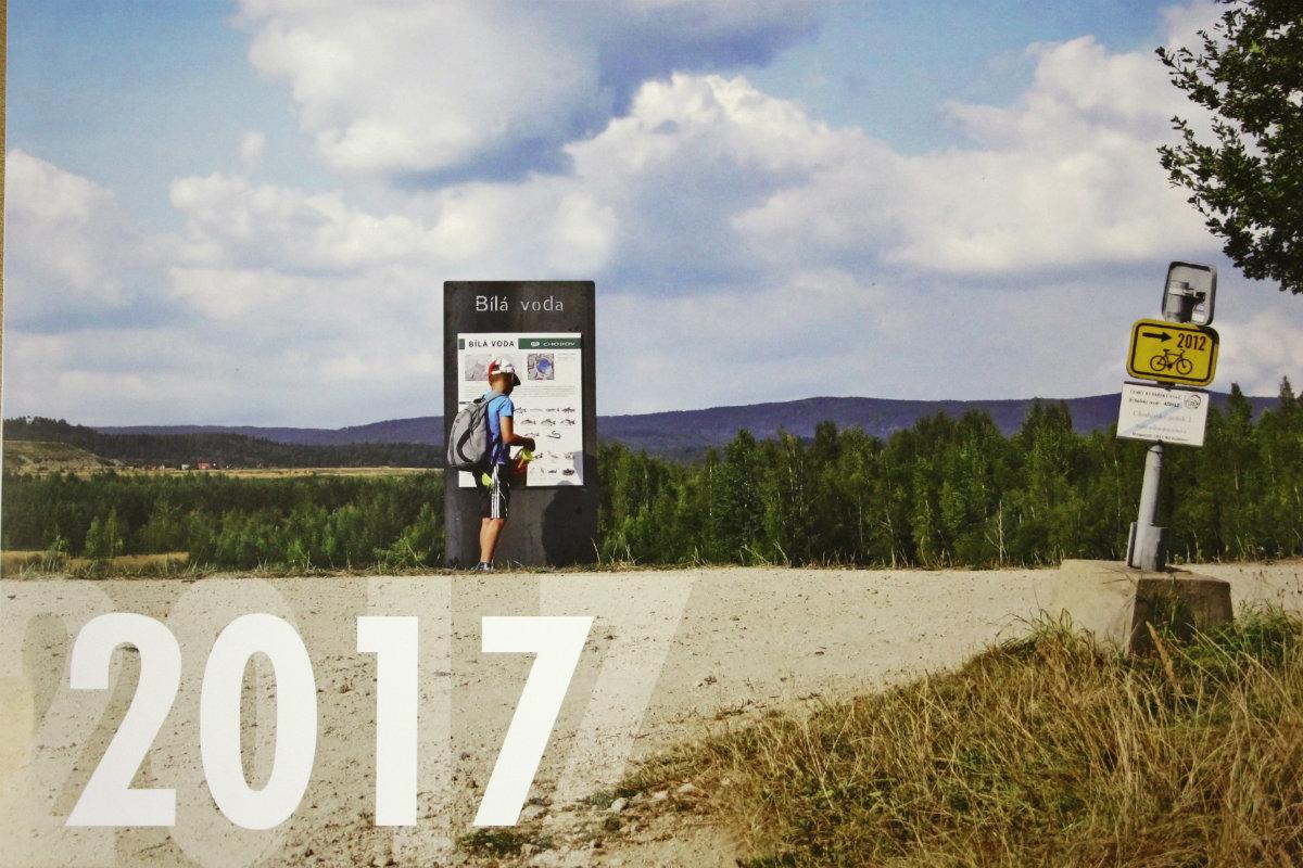 Ukázka z nového kalendáře. Foto: Ivana Sarkányová