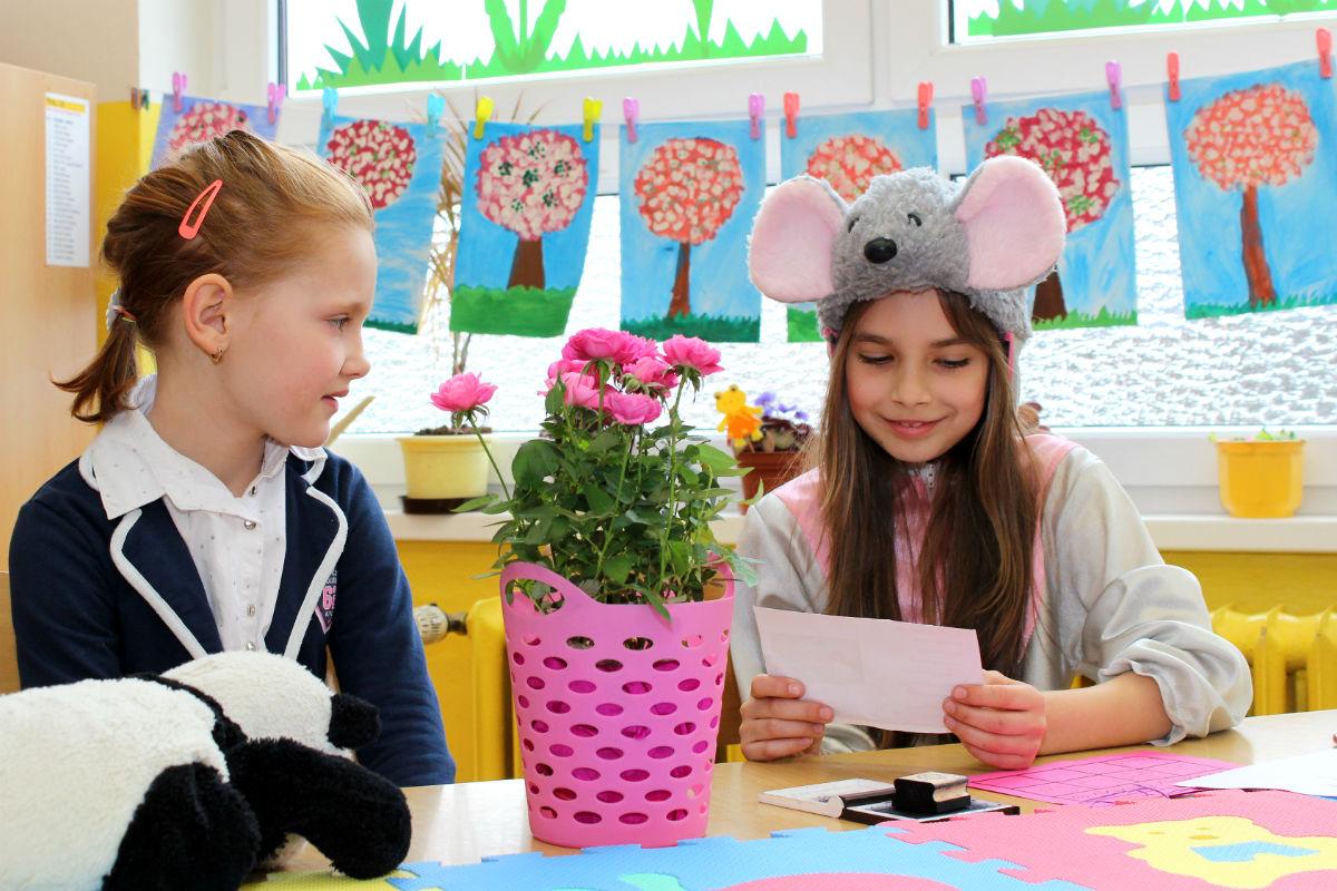 Zápis dětí ve škole ve Školní ulici. Foto: Martin Polák