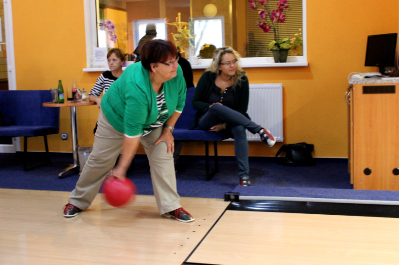 Seniory čeká také oblíbený bowlingový turnaj. Foto: Martin Polák