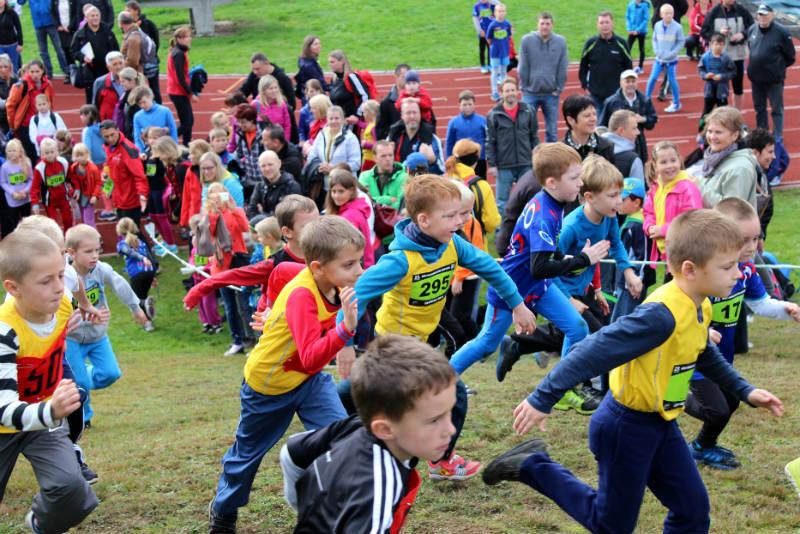 Dotace pomáhají především mladým sportovcům. Foto: Martin Polák