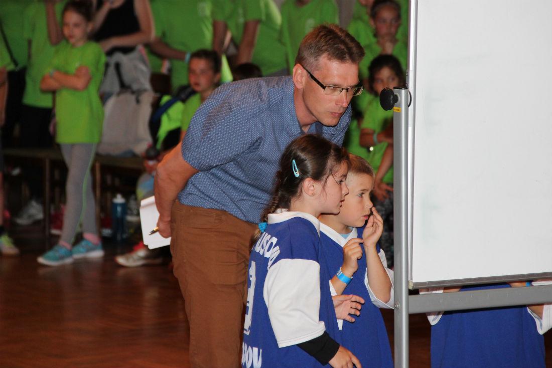 Jedna z vědomostních soutěží. Foto: Martin Polák