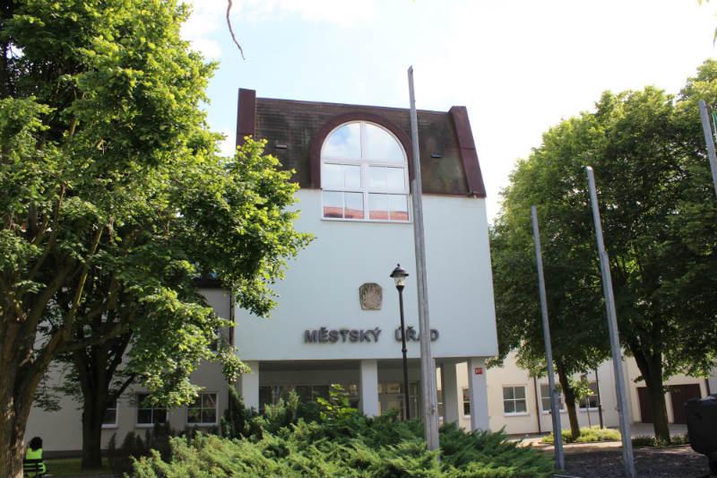Chodovská radnice. Foto: Martin Polák