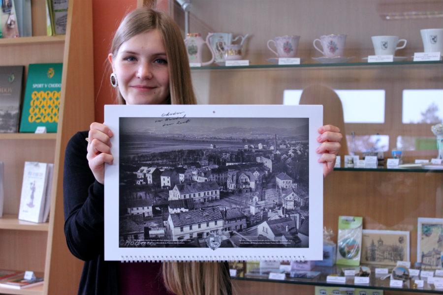 Nový městský kalendář. Foto: Martin Polák
