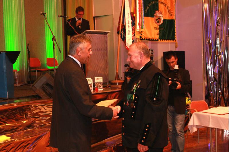 Naposledy se městská ocenění udělovala při oslavách v roce 2014. Foto: Martin Polák