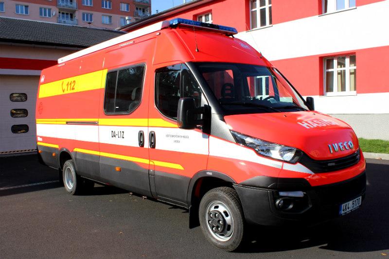 Nová dodávka DA – L1Z. Foto: Martin Polák