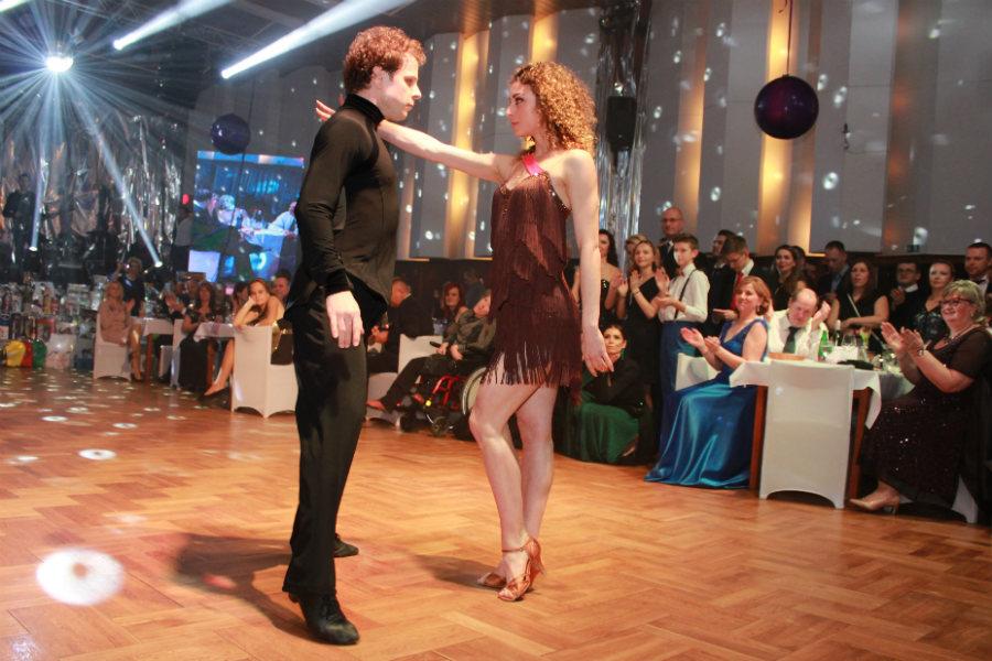 Jan Onder a Natálie Otáhalová. Foto: Martin Polák