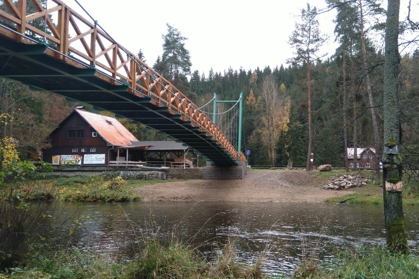 Nový most přes Ohři. Foto: KÚ KK