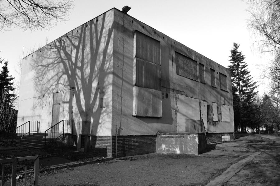 Současný stav budovy.  Foto: Ateliér Kopecký