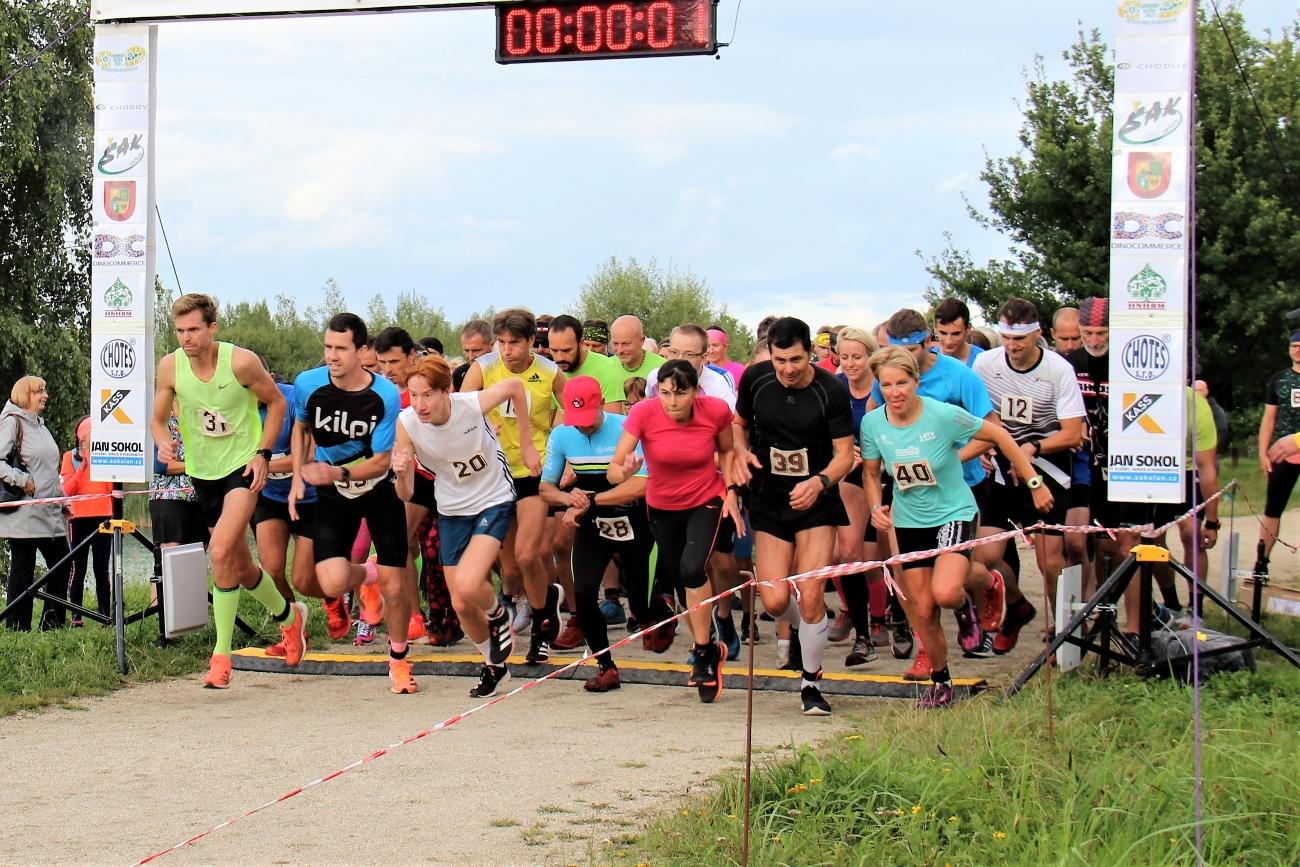 Letošní závod Chodovská vlečka. Foto: Martin Polák